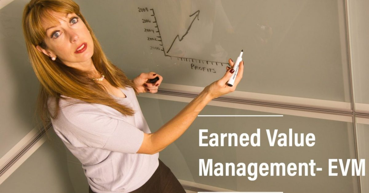 What is Earned value management system (EVM)