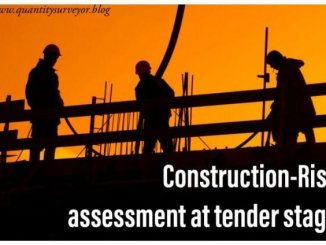 construction-risk-assessment-at-tender-stage