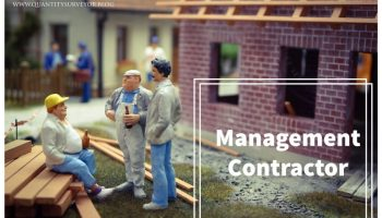 Management contracting
