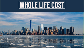 Whole life cost