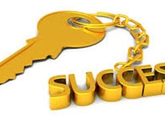 Kunci Sukses Yang Harus Anda Miliki Sekarang Juga