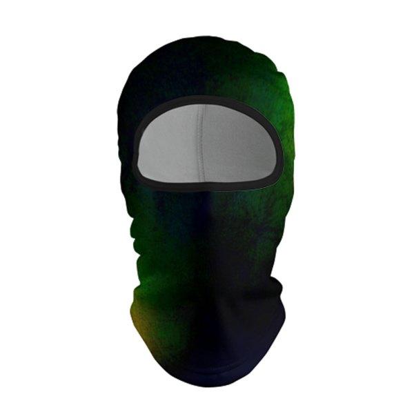 Hatching Design Ski Mask Balaclava Quantum Boutique