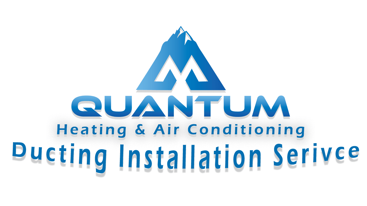 HVAC ducting installation