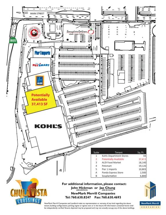 Chula Vista Mall Stores : chula, vista, stores, CHULA, VISTA, CROSSINGS, VISTA,, Chula, Vista,, 91911,, Estate, Listing, QuantumListing