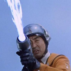 Ultraman: Scientific Special Search Party/The Science Patrol, Marksman Daisuke Arashi (Crewman/Heavy Weapons Expert)