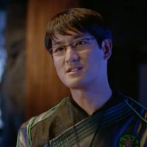 Power Rangers~Ninja Storm: Green Samurai Ranger, Cam Watanabe (Crewman)