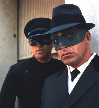 The Kato show... oh I mean the Green Hornet ;)