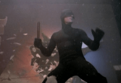Rex Smith played Daredevil in the late 80's. Recognise the suit?