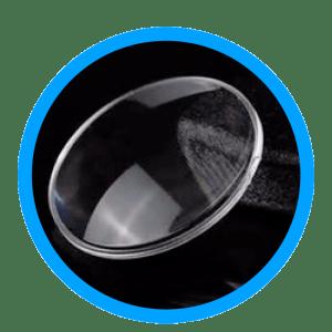 quantum las lentes de PMMA