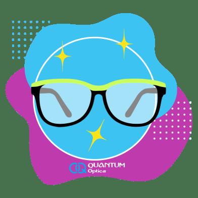 Quantum - consejos para Usuarios de Lentes- gafas