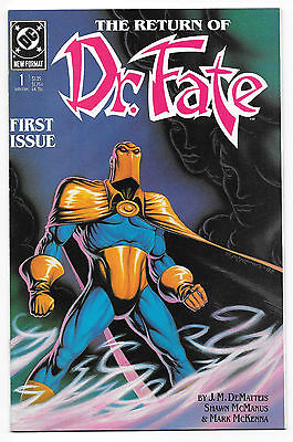 doctor fate 1 ongoing
