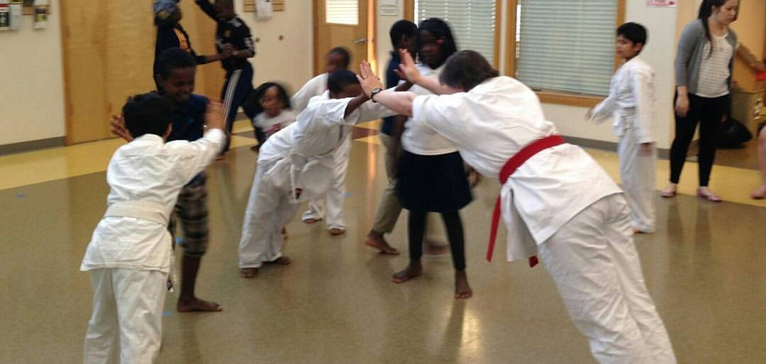 Donate Old Karate Belts