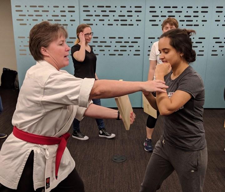 Self-Defense, Elbow Strike