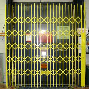 Warehouse Security  Quantum Security Gates