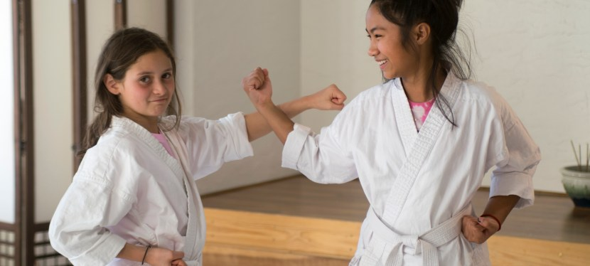 Online Martial Arts for Teens