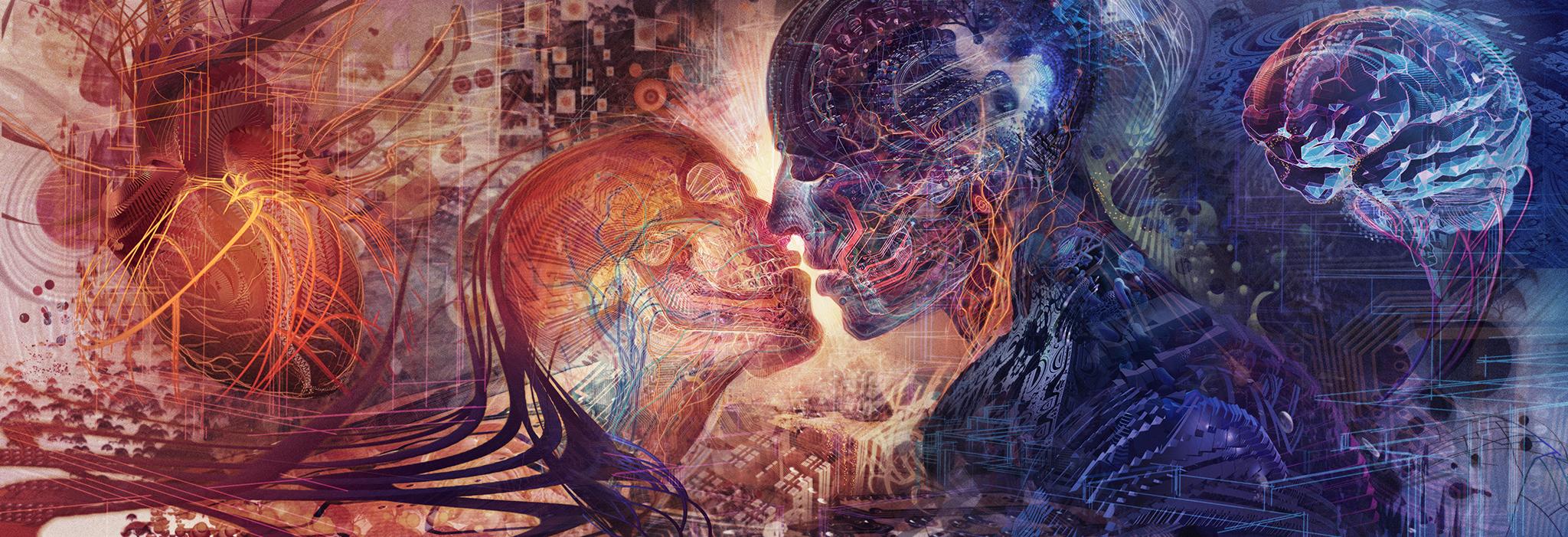Transcendent Art Of Android Jones Quantum Underground