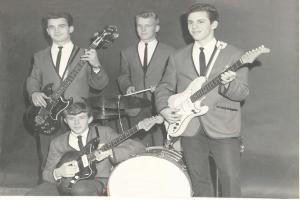 The Band of 1964.