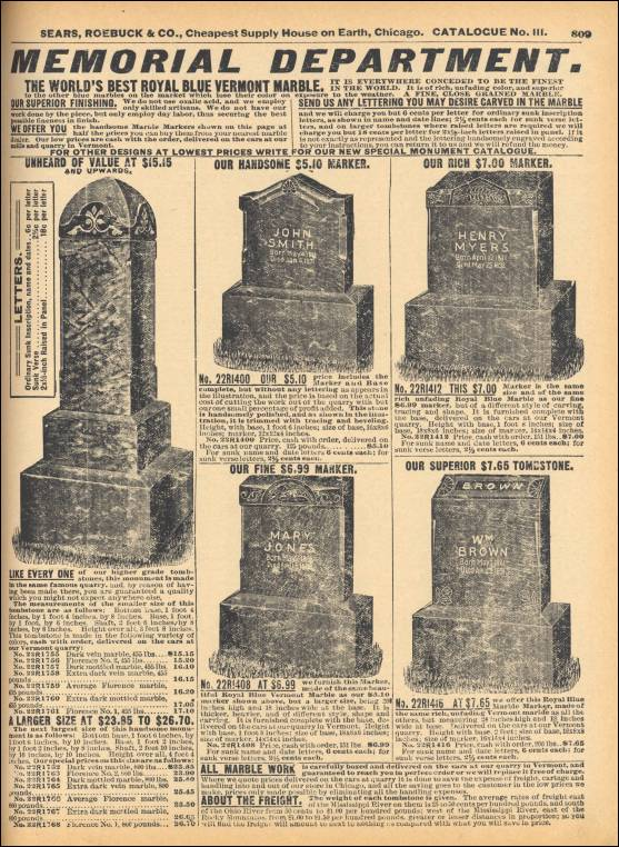Quarry to Cemetery  Monumental  Cemetery Stone Catalogs
