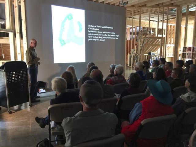 Piedmont Master Gardeners' Visit