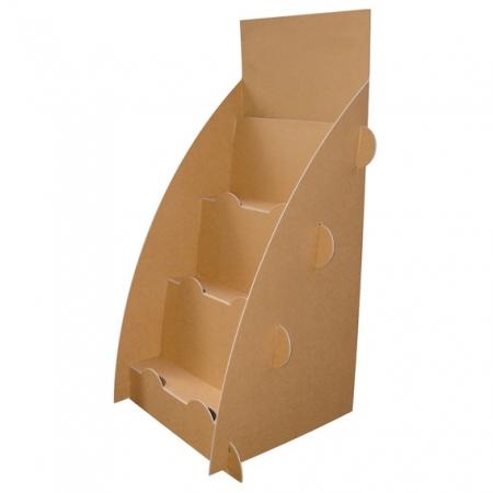 Ce Prsentoir En Carton Ou PLV Design Est Conu Pour