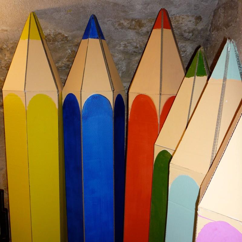 CrayonsGeants en carton