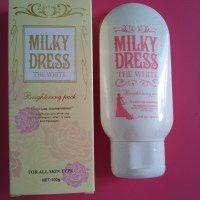 Milky Dress The White Brightening Pack Review