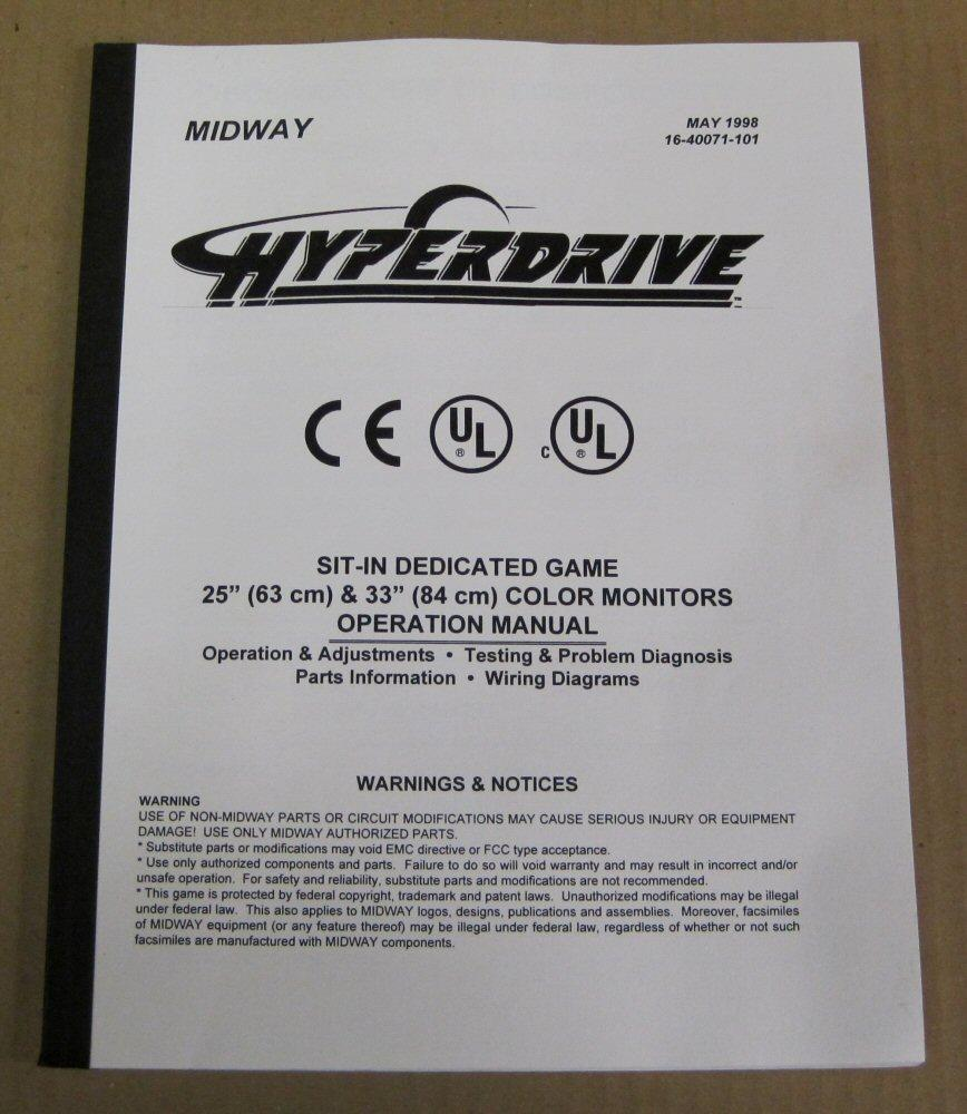 hight resolution of picture of hyperdrive