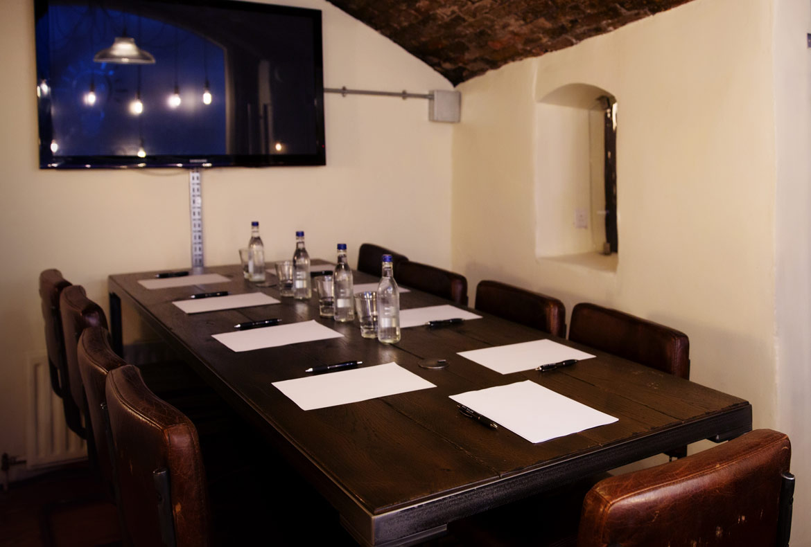 The Engine Room  Meeting Spaces  Quarter Events