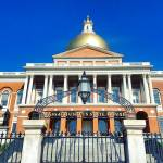 Paul Revere cast the gold onto the Boston State Househellip