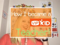 HOW I BECAME A VIPKID TEACHER