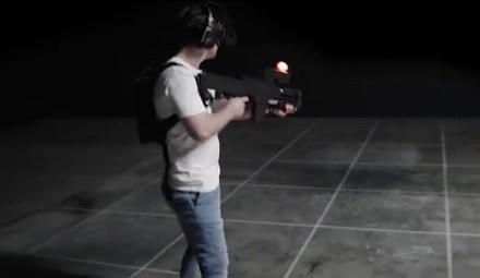Un bond en avant dans la réalité virtuelle !