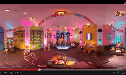 Vivez le « Digital Halloween » en 360° !