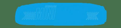 Logo mini racer