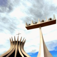 Catedral Metropolitana de Brasília!