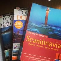 Preparativos, Escandinávia e Irlanda!