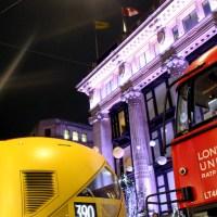 2 dias em Londres no meu aniversário