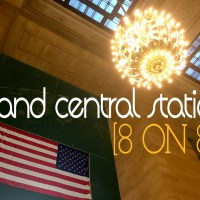 [8 ON 8] – a incrível arquitetura da grand central station em NYC