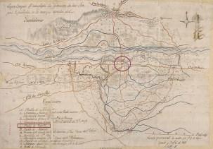 Batalla de San Onofre, Combate de San Onofre, Quart de Poblet, 1808, ermita de Sant Onofre, Guerra de la Independencia, Guerra del Francés