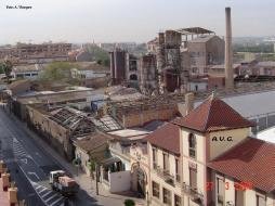 Complex industrial de Turegano Quart de Poblet