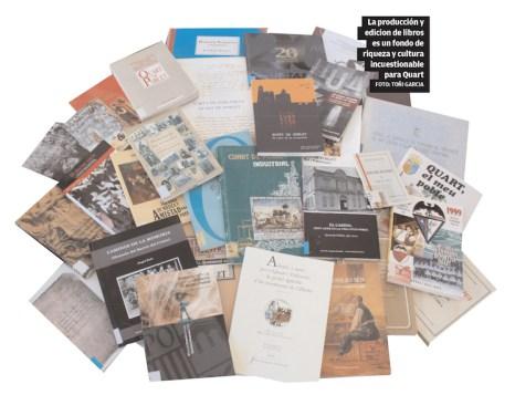 Libros citados en este artículo (Foto: T. García)