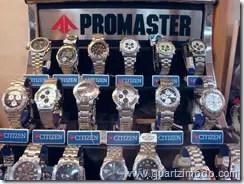 NOS Citizen Promasters