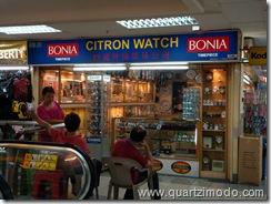 Citron Watch exterior