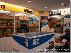Mr Wong takes charge of the Nikon section
