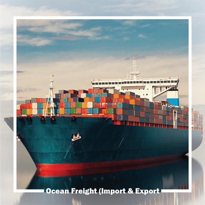 Ocean Freight Test 02