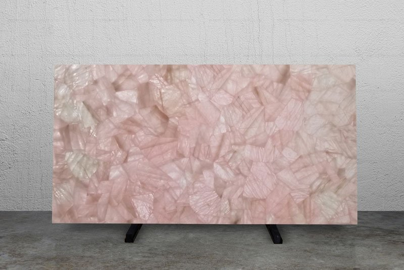 Rose Quartz Countertop Mc0900 Rose Quartz - Quartz Master