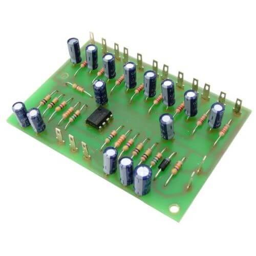 Sound Mixer Mixer Circuits Electronic Circuits Projects