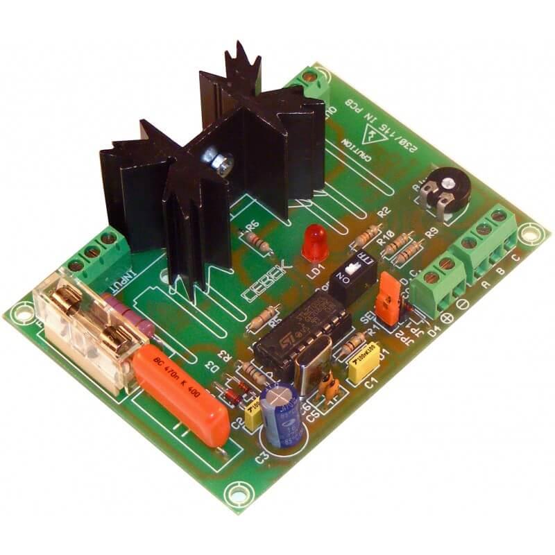 Triac Based Dc Motor Speed Controller Circuit Electronic Circuits