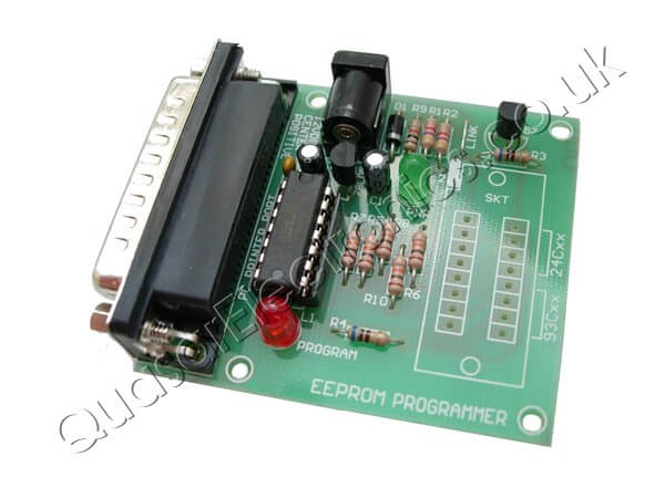 I2c Eeprom Programmer With At2313 Microcontroller