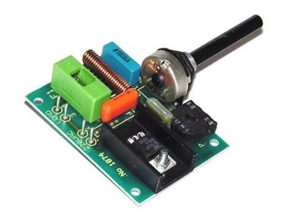 Velleman Ac Motor Control Kit