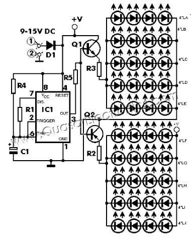 Led Circuit Boards IC Circuit Boards Wiring Diagram ~ Odicis